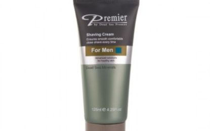 Premier Dead Sea – Shaving cream for men